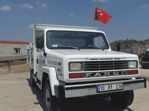 ANKARADA FUL ORJİNAL 98 MODEL TEK KABİN 4X4 FATURALI AS 250 DOÇ