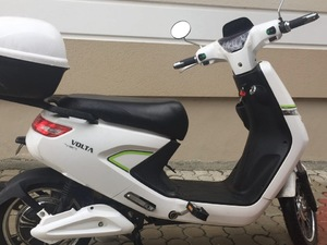 volta VSN 2018 elektrikli motorsiklet