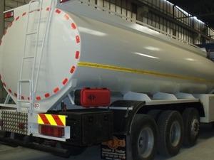 kiralık 40 ayak tanker krom