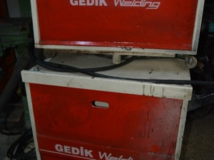 350 AMPER GEDİK GAZALTI KAYNAK