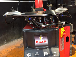 Bear Br-240 Otomatik Sökme Takma Robot Kollu