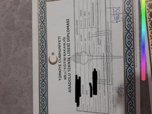 elektrik elektronik lise mezunu diploma ve iş yeri açma belgesi kiraya verilir