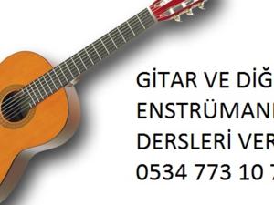 istanbul gitar dersleri