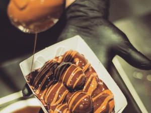 15 yıllık tecrübeyle sıcak tatlı ve çikolatalı lokma çeşitleri yapılır
