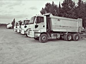 Kiralık çiftçeker kamyon