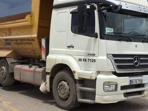 Kiralık damperli Kırkayak kamyon