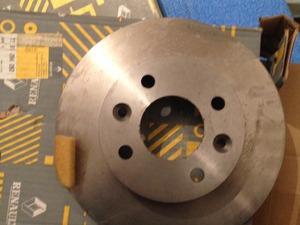 renault 9,11 ön fren disk ayna takımı