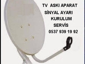 bayramoğlu tv anten kurulum servis