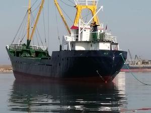 Kuru yük gemisi