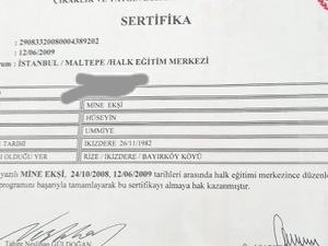 Kiralık sertifika